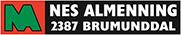 Nes Almenning Logo